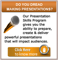Do you dread making Presentations?