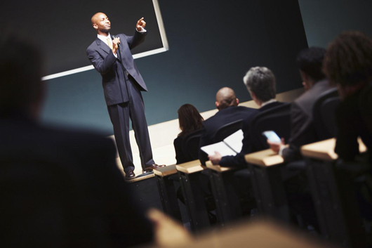 TED Talks And The Art Of Public Speaking
